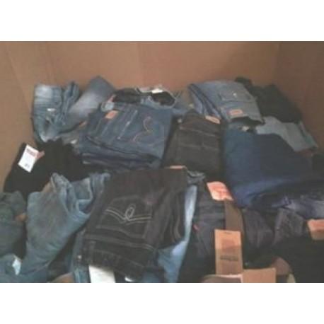 Jeans Nuevo y Devolucion