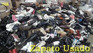 Usado-Zapatos